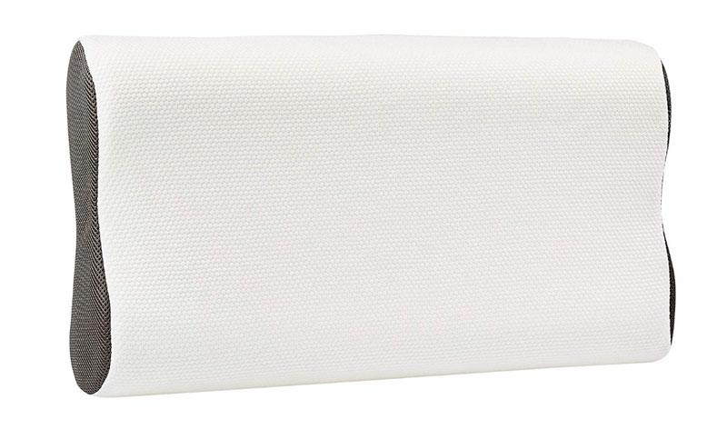AmazonBasics - Cuscino sagomato in memory foam