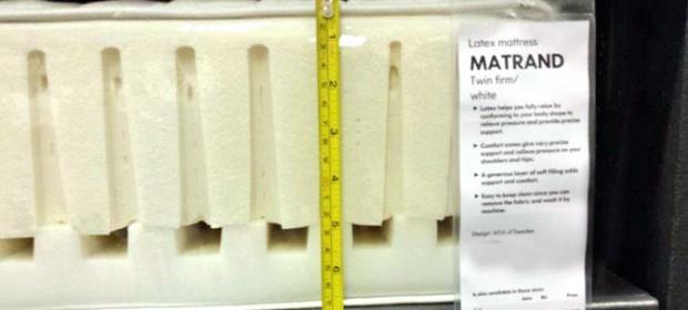 Ikea archivi materassi matrimoniali - Materassi ikea lattice ...
