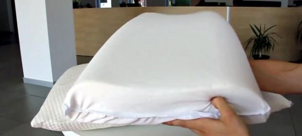 cuscino cervicale per dormire