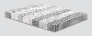 materasso dorelan Twin 2000 Comfort-Suite