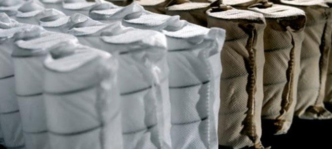 Migliori materassi a molle insacchettate  Materassi Matrimoniali