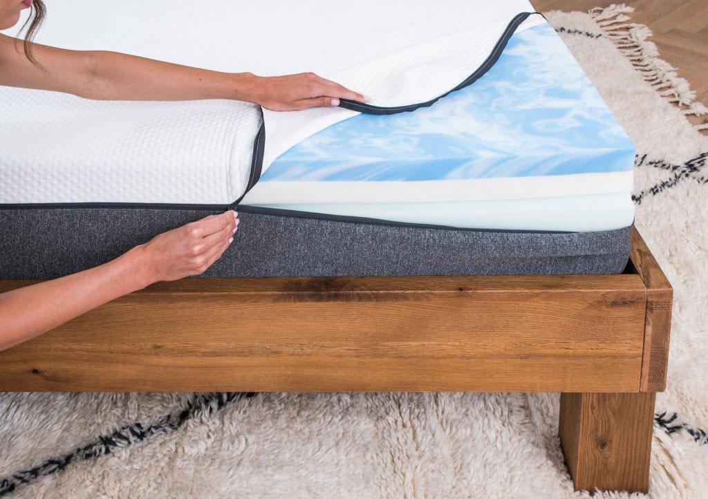 Composizione interna materasso emma