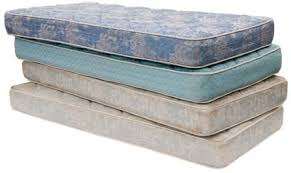 vecchio materasso